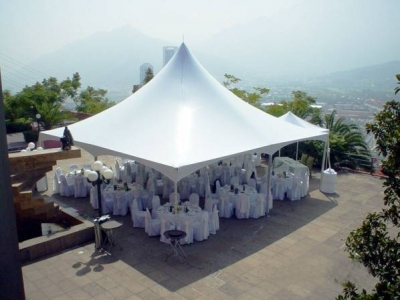 Pagoda Tents Manufacturers in Durban