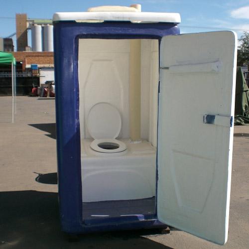 Portable Toilet Exhibition : Portable toilets frame tents