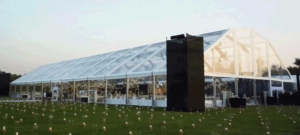 Polygonal Tents
